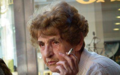 Conséquence du tabagisme chez les personnes âgées