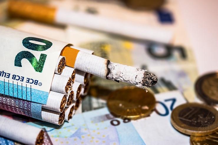 Comparaison cout financier cigarette e-liquide