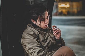 cigarette enfant