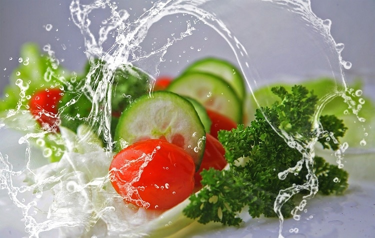 Nourriture saine pour éviter la prise de poids