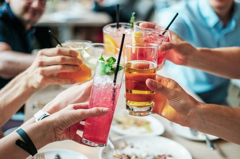Alcool et vapotage
