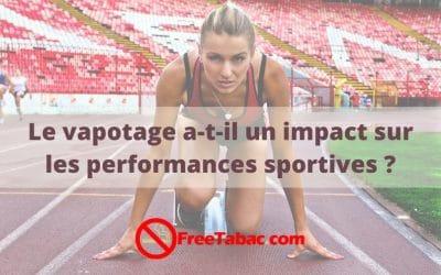 L'impact de la vape sur les performances sportives